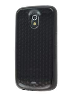 Samsung Google Galaxy Nexus I9250 TPU Gel Case - Diamond Grey