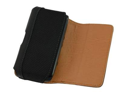 BlackBerry Torch 9860 Synthetic Leather Belt Pouch