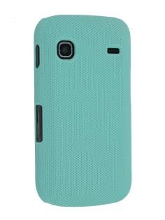 Samsung S5660 Galaxy Gio Dream Mesh Case - Bondi Blue Hard Case