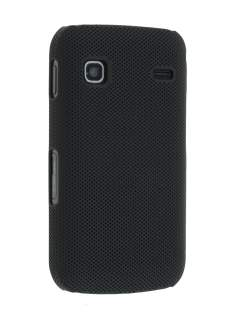 Samsung S5660 Galaxy Gio Dream Mesh Case - Classic Black Hard Case