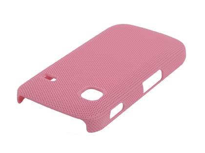 Samsung S5660 Galaxy Gio Dream Mesh Case - Baby Pink