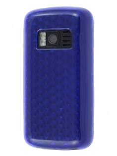 Nokia C6-01 TPU Gel Case - Diamond Blue