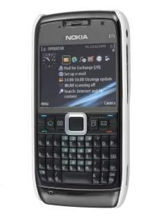 Nokia E71 Dream Mesh Case - Pearl White
