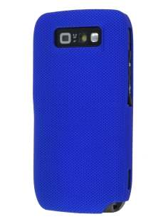 Nokia E71 Dream Mesh Case - Navy Blue Hard Case