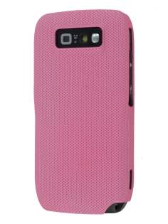Nokia E71 Dream Mesh Case - Baby Pink Hard Case