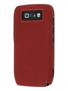 Nokia E71 Dream Mesh Case - Burgundy Red Hard Case