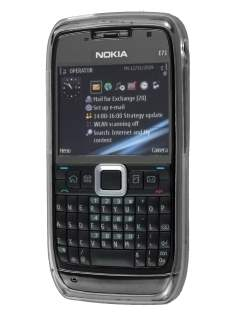 Nokia E71 TPU Gel Case - Diamond Clear