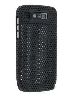 Nokia E72 Dream Mesh Case - Classic Black