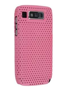 Nokia E72 Dream Mesh Case - Pink Hard Case