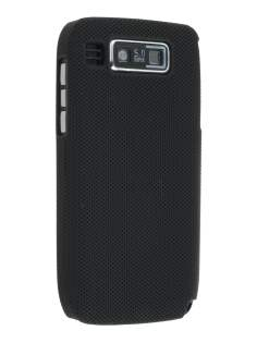 Nokia E72 Dream Mesh Case - Classic Black Hard Case