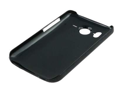 Brushed Aluminium Case plus Screen Protector for HTC Desire HD - Bronze