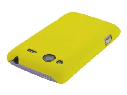 HTC Salsa Colour Case - Canary Yellow