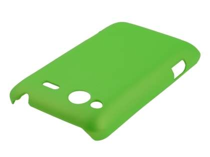 HTC Salsa Colour Case plus Screen Protector - Lime Green