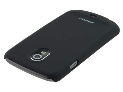 MONERLEI Samsung I9250 Google Galaxy Nexus Ultra Slim Case plus Screen Protector - Classic Black