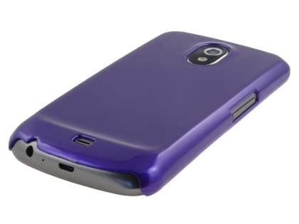 Samsung I9250 Google Galaxy Nexus UltraTough Glossy Slim Case - Purple