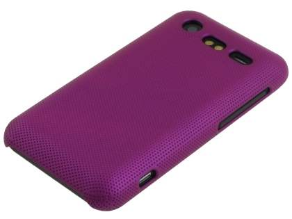 HTC Incredible S Dream Mesh Case - Red Violet
