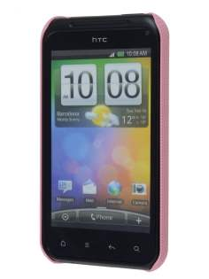 HTC Incredible S Dream Mesh Case - Light Pink
