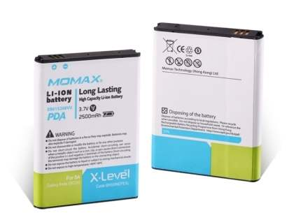 MOMAX  X-Level PDA Battery for Samsung I9220 Galaxy Note