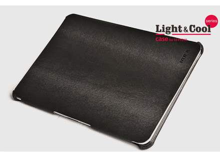 ROCK Samsung Galaxy Tab 10.1 Executive LC Case with Stand - Onyx Grey