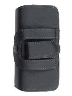 Nokia X6 Synthetic Leather Belt Pouch - Belt Pouch