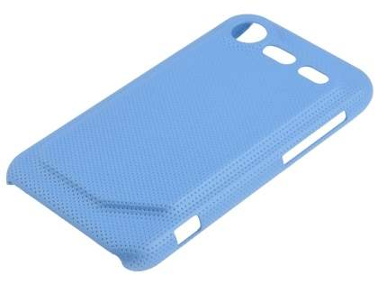 HTC Incredible S Dream Mesh Case - Tender Blue