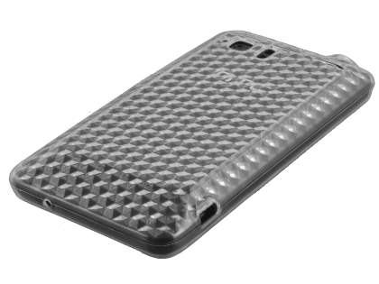 HTC Velocity 4G TPU Gel Case - Diamond Clear