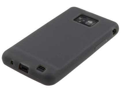 Samsung  I9100 Galaxy S2 Silicone Case - Grey