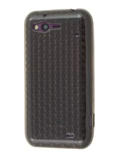 HTC Rhyme TPU Gel Case - Diamond Grey