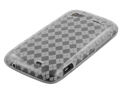 HTC Sensation TPU Gel Case - Clear