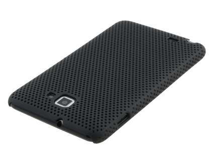 Samsung I9220 Galaxy Note Slim Mesh Case - Classic Black