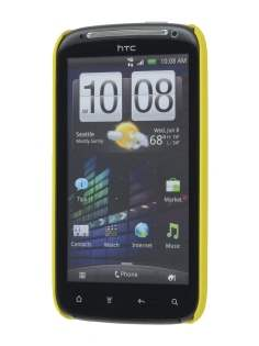 Dream Mesh Case for HTC Sensation - Canary Yellow