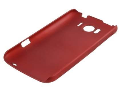 POLAISHI HTC Sensation XL Ultra Slim Case - Red