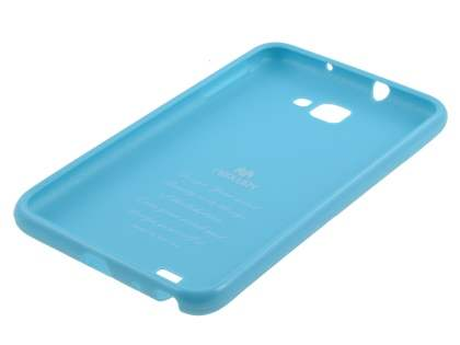Mercury Glossy Gel Case for Samsung I9220 Galaxy Note - Sky Blue