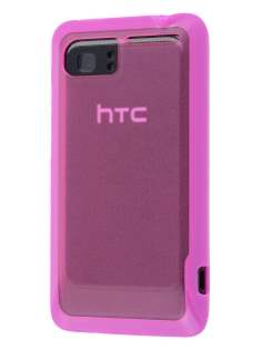HTC Velocity 4G Dual-Design Case - Pink/Frosted Pink Dual-Design Case