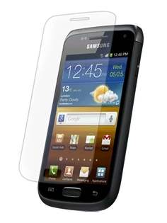 Ultraclear Screen Protector for Samsung Galaxy W I8150