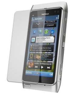Nokia N8 Anti-Glare Screen Protector - Screen Protector