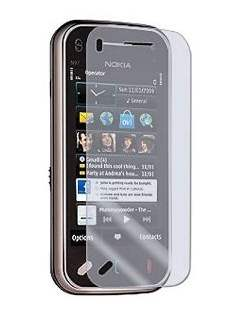 Anti-Glare Screen Protector for Nokia N97 Mini - Screen Protector
