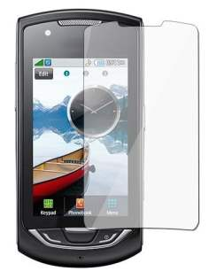 Ultraclear Screen Protector for Samsung S5620 Monte - Screen Protector