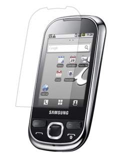 Ultraclear Screen Protector for Samsung I5500 Galaxy 5