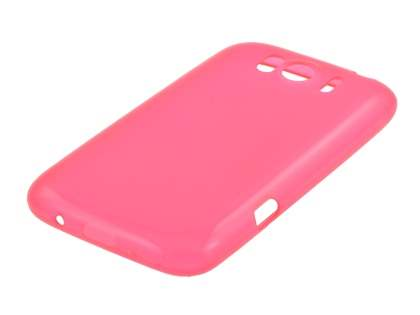 HTC Sensation XL TPU Gel Case - Hot Pink