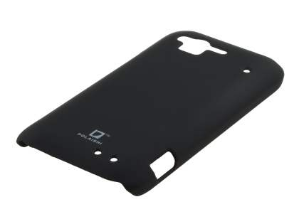 POLAISHI HTC Rhyme Ultra Slim Case plus Screen Protector - Classic Black