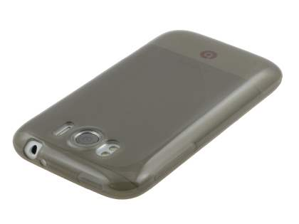 HTC Sensation XL TPU Gel Case - Grey