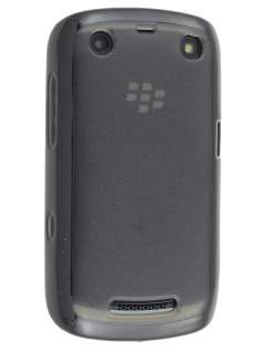 Dual-Design Case for BlackBerry Curve 9360 - Black/Grey Dual-Design Case