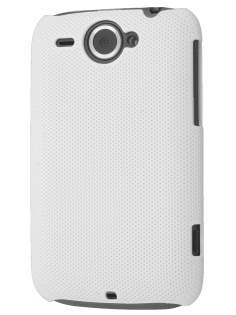 Dream Mesh Case for HTC Wildfire G8 - White Hard Case