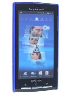 Sony Ericsson xperia x10 Dream Mesh Case - Ocean Blue