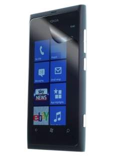 Ultraclear Screen Protector for Nokia Lumia 800