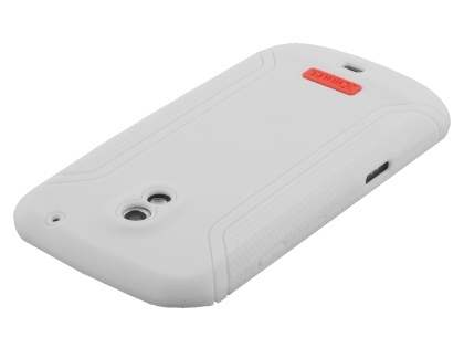 Xmart Silicone Case for Samsung Galaxy Nexus I9250 - White