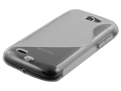 Samsung Galaxy W I8150 Wave Case - Clear