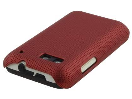 Motorola DEFY ME525 Dream Mesh Case - Red