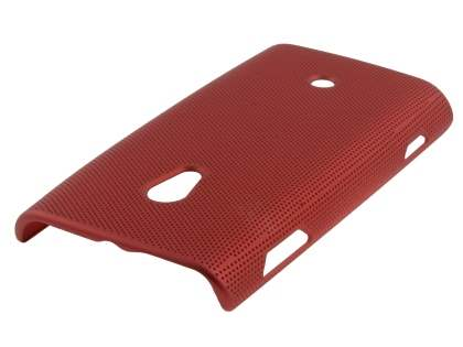 Sony Ericsson xperia x10 Dream Mesh Case - Red